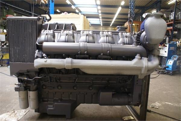 motor pentru DEUTZ BF10L513 excavator