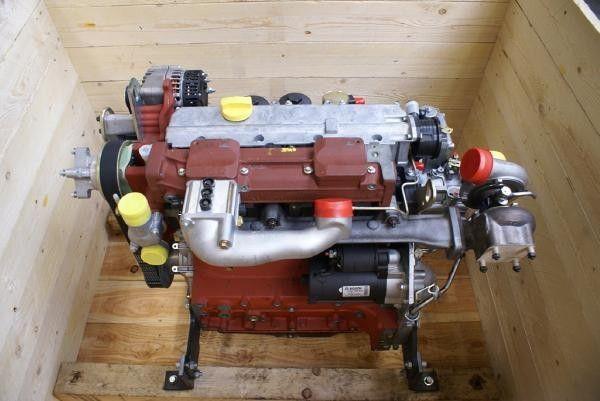 motor pentru DEUTZ BF4M2012 excavator