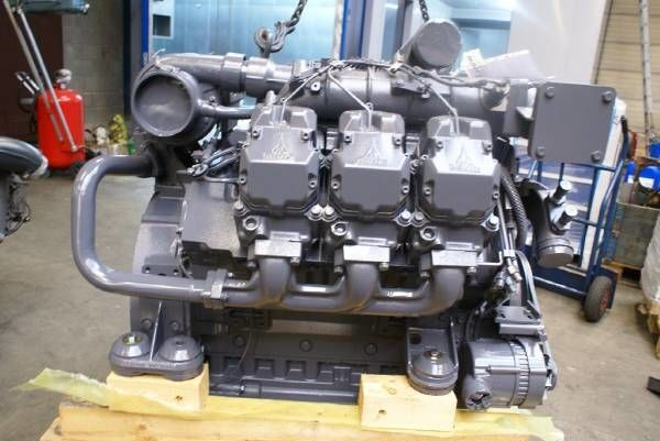 motor pentru DEUTZ BF6M1015 alte mașini de construcții
