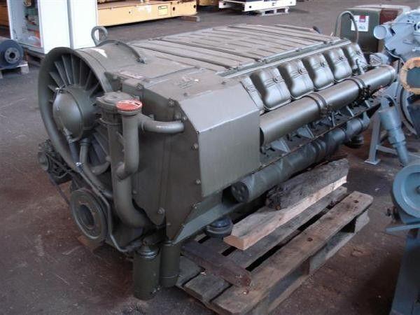 motor pentru DEUTZ F12L413 alte mașini de construcții