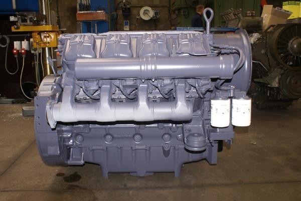 motor pentru DEUTZ F8L513 excavator