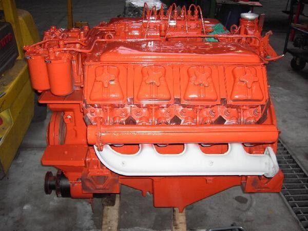 motor pentru DEUTZ F8L714 alte mașini de construcții