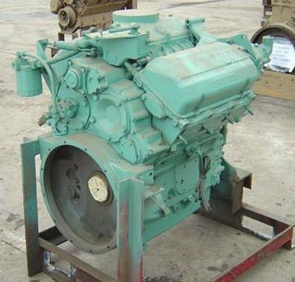 motor pentru Detroit 6V53 alte mașini de construcții