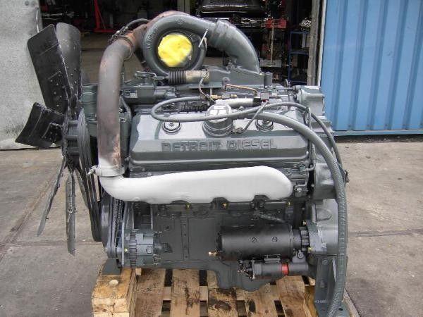 motor pentru Detroit 8V71 alte mașini de construcții