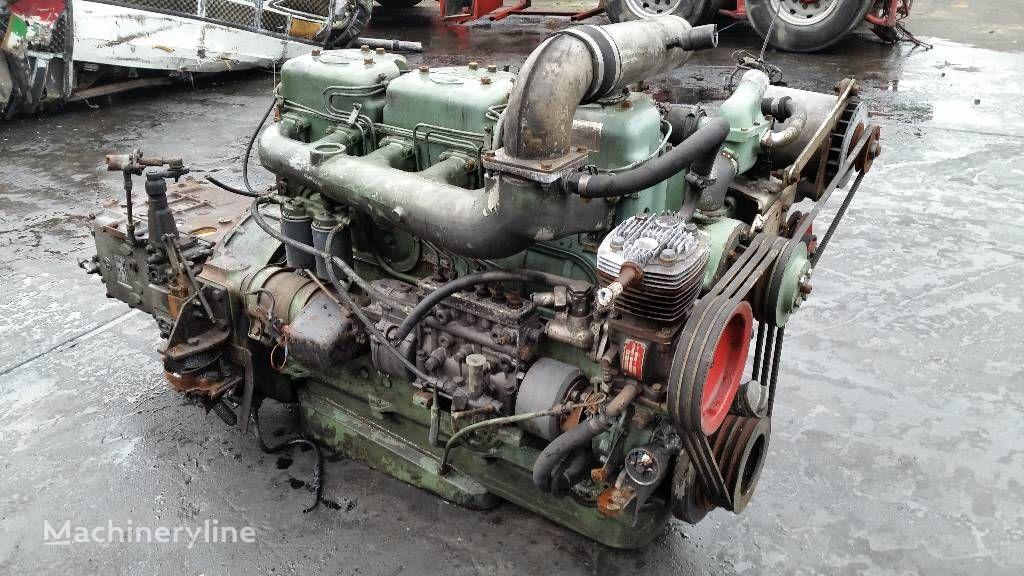 motor pentru HANOMAG henschel 3 6.80 încărcător frontal