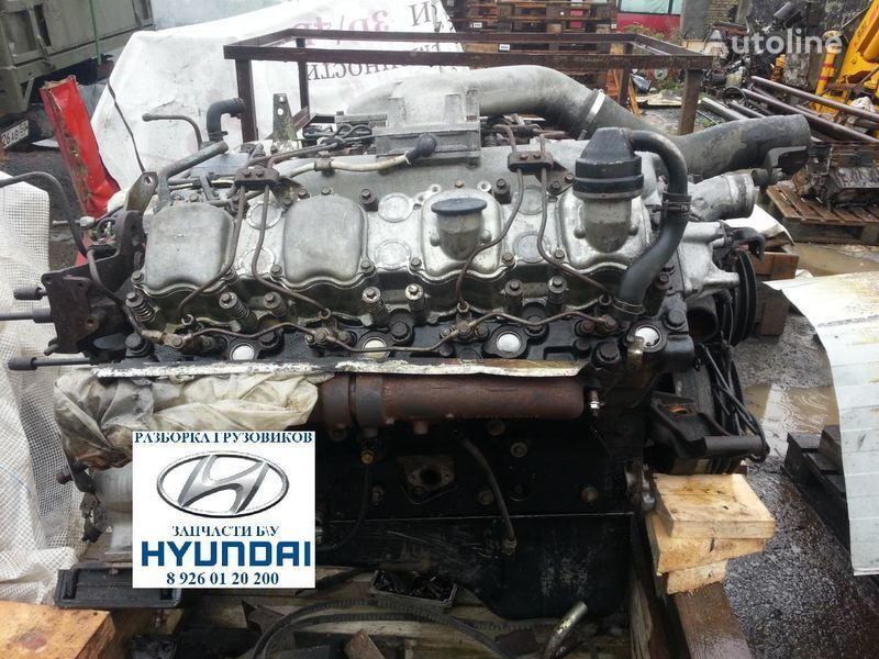 Mitsubishi D8AB D8AX D8AY motor pentru HYUNDAI HD Gold AERO camion