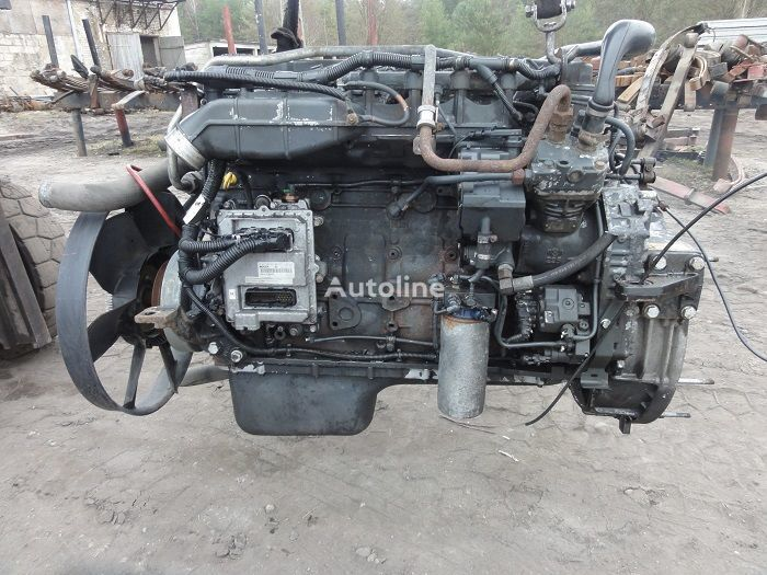 Tector motor pentru IVECO EuroCargo camion