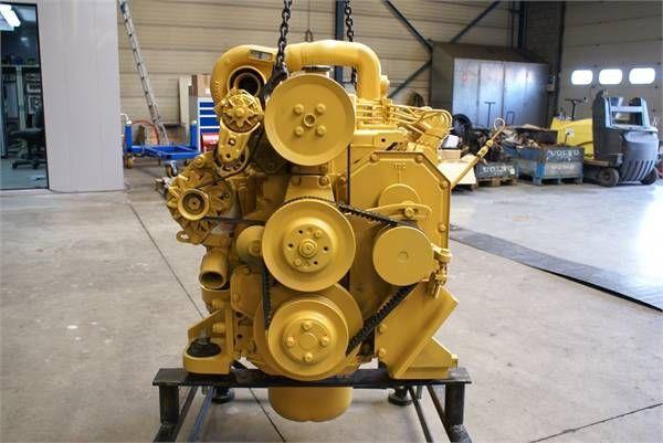 motor pentru KOMATSU S6D102E alte mașini de construcții