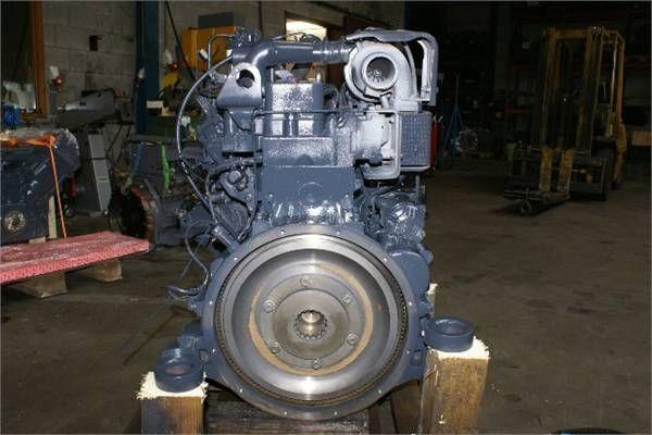 motor pentru KOMATSU S6D102E buldozer