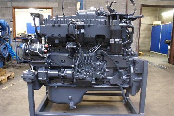 motor pentru KOMATSU SA6D125 E2 alte mașini de construcții