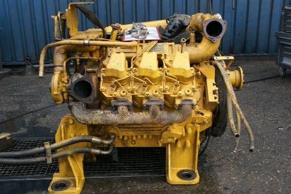 motor pentru LIEBHERR USED ENGINES alte mașini de construcții