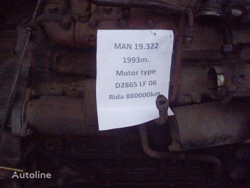 MAN D 2865 LF 06 motor pentru MAN 19.322 camion