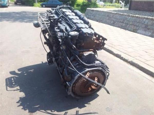 motor pentru MAN 19.414 autotractor