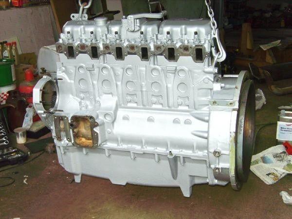 motor pentru MAN D0826 LF 06 încărcător frontal