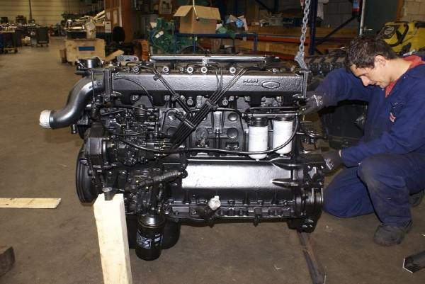 motor pentru MAN D0826 LF 08 alte mașini de construcții