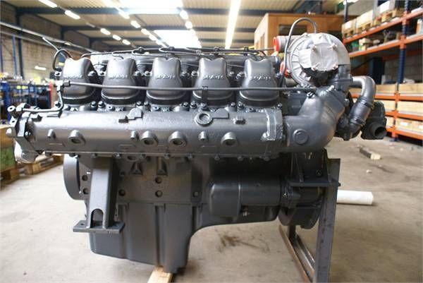 motor pentru MAN D2840LE alte mașini de construcții