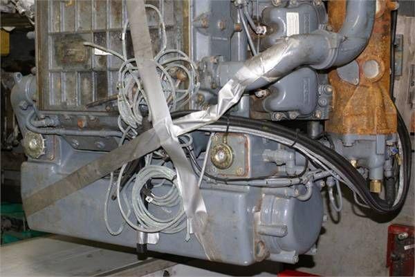 motor pentru MAN D2842LE405 excavator