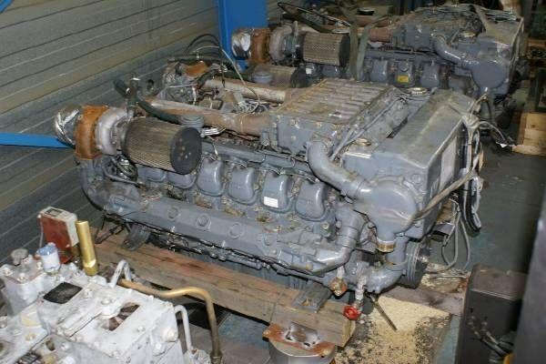 motor pentru MAN D2842LE405 alte mașini de construcții