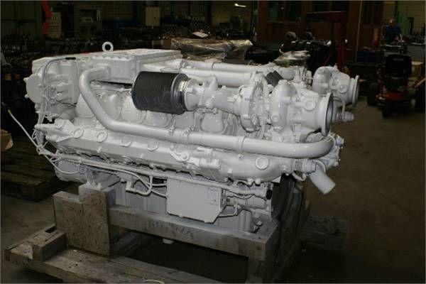 motor pentru MAN D2842LE406 alte mașini de construcții