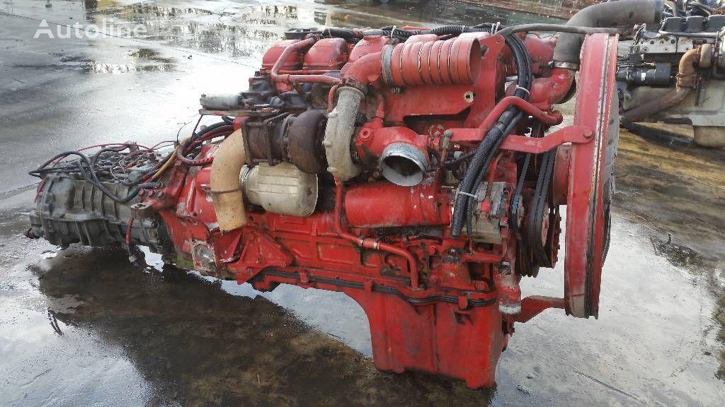 motor pentru MAN D2865 camion