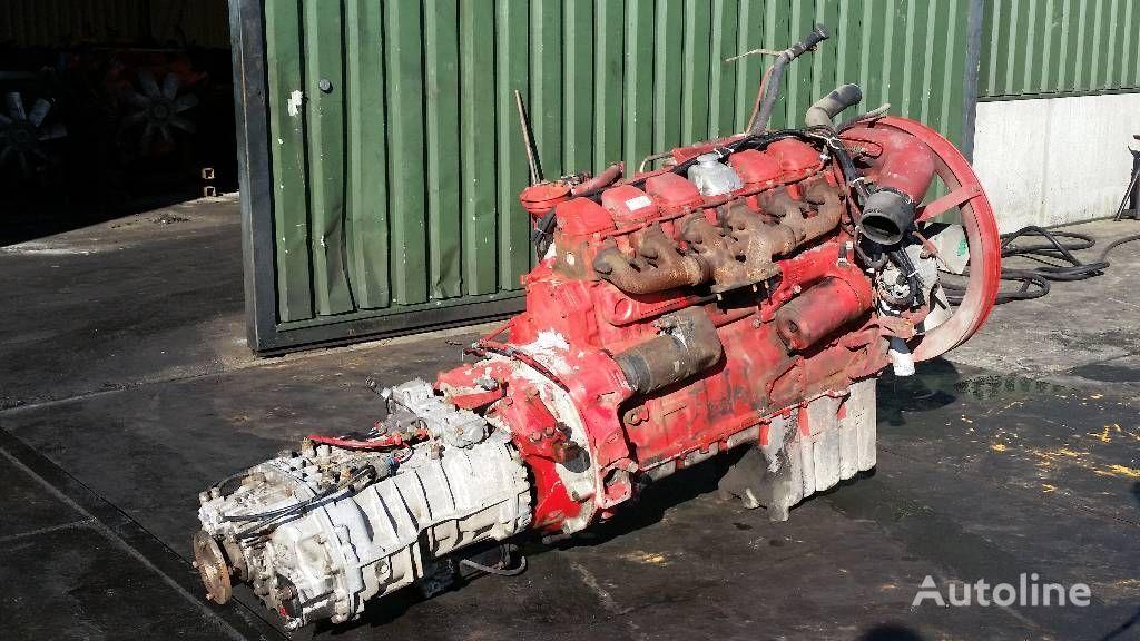 motor pentru MAN D2866F camion