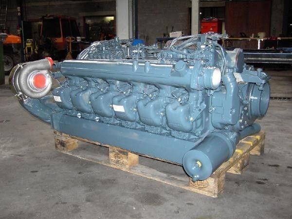 motor pentru MAN D2876 LOH 01/02/03/04/05/20/21/23 autobuz