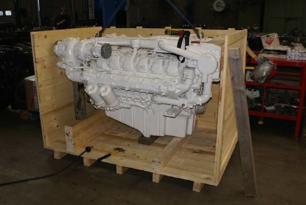 motor pentru MAN RECONDITIONED ENGINES camion