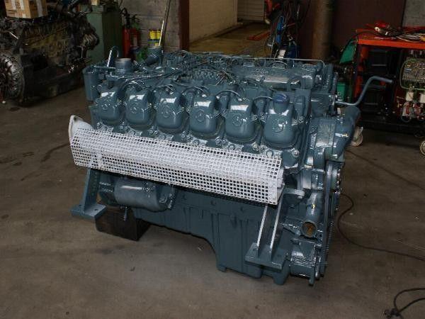 motor pentru MERCEDES-BENZ OM 404 alte mașini de construcții