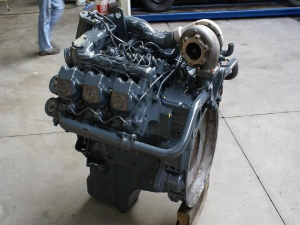 motor pentru MERCEDES-BENZ OM 441 LA camion