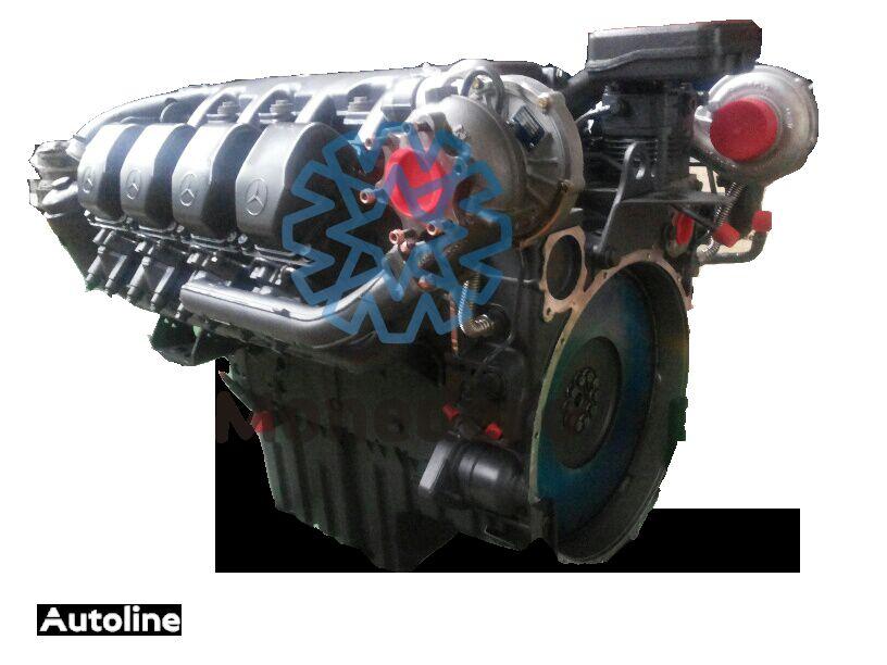 motor pentru MERCEDES-BENZ OM 502 LA camion