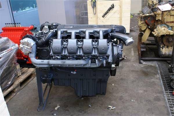 motor pentru MERCEDES-BENZ OM542LA alte mașini de construcții