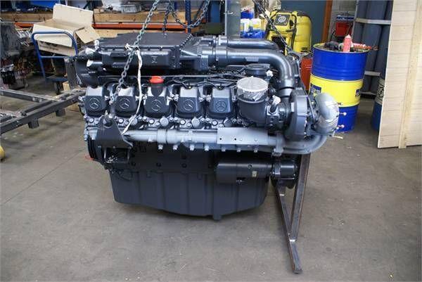 motor pentru MTU 12V183 LONG-BLOCK excavator