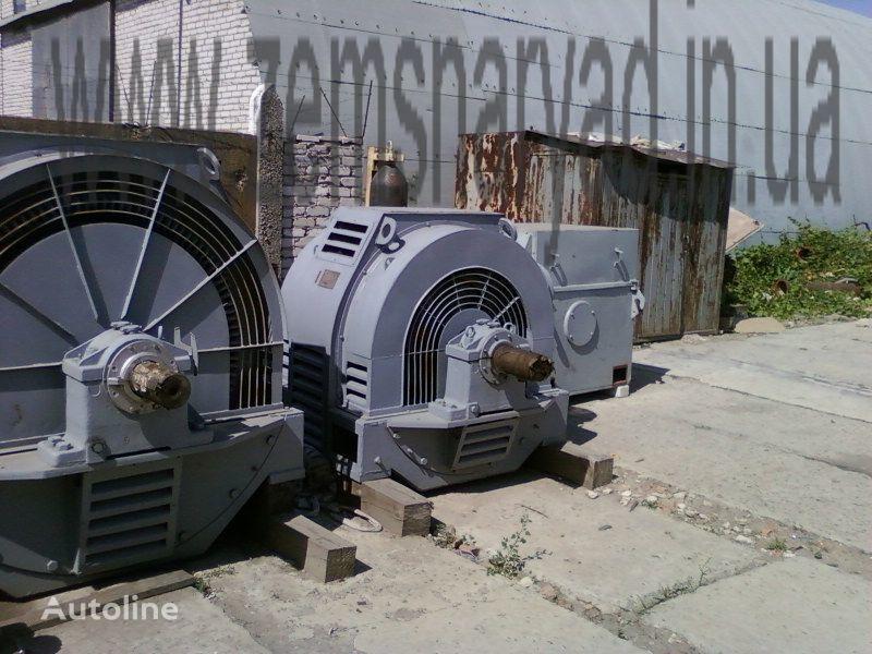motor pentru NSS Elektrodvigatelya dlya zemsnaryadov excavator plutitor