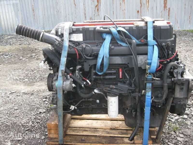 Renault Magnum DXI 440 motor pentru RENAULT Magnum DXI 440 autotractor