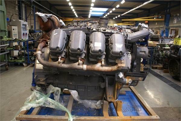 motor pentru SCANIA DC16 alte mașini de construcții