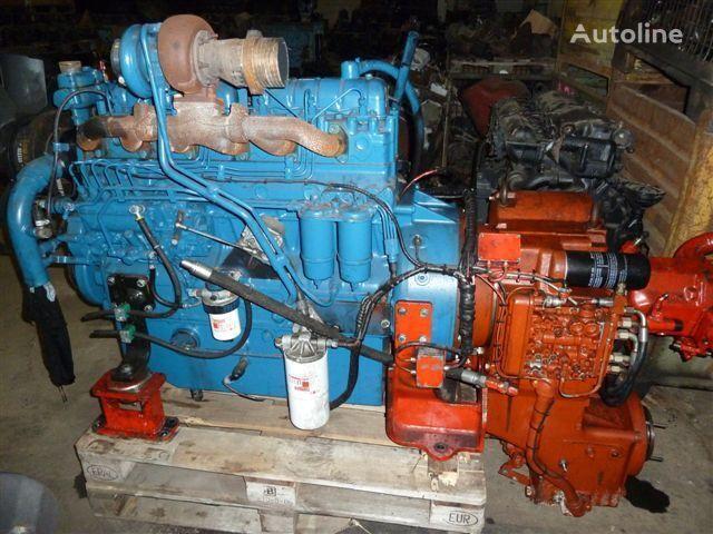 VAL88,  634 DS motor pentru SISU camion