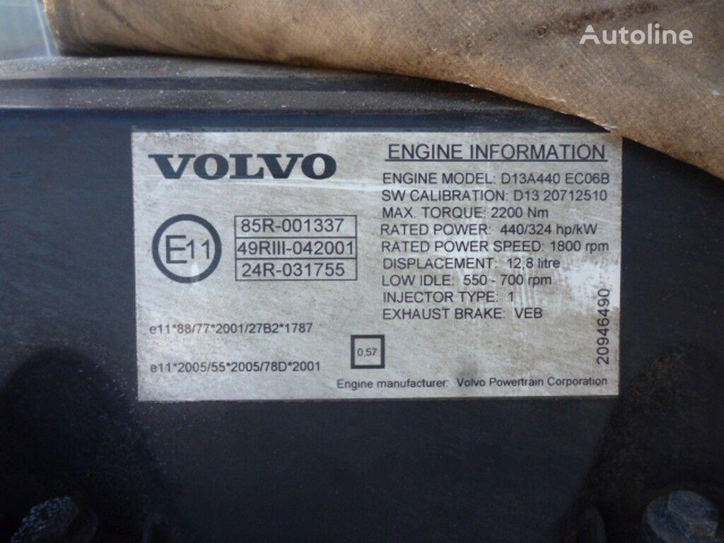 Volvo D13A440 ECO6B motor pentru VOLVO camion