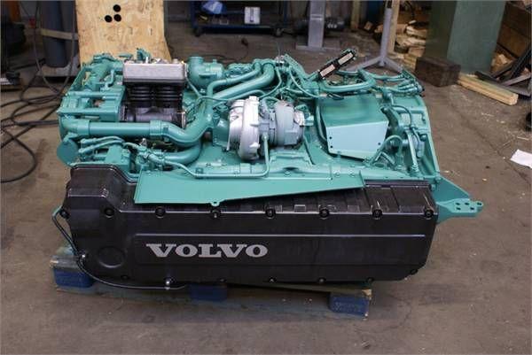 motor pentru VOLVO DH12 autobuz