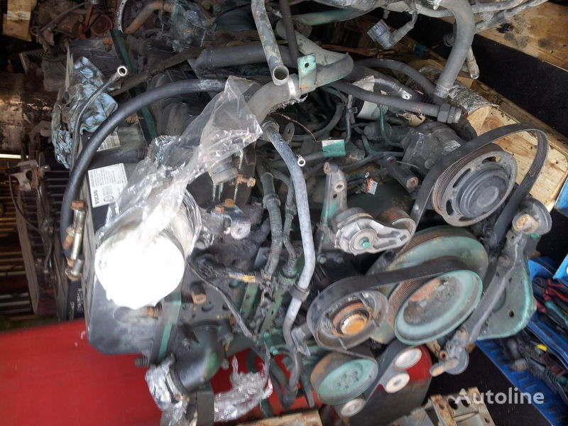 VOLVO FH13 engine EURO5, D13A440, D13A480, ECO6B, 20712510 motor pentru VOLVO FH13 autotractor