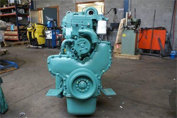 motor pentru VOLVO TD100G alte mașini de construcții