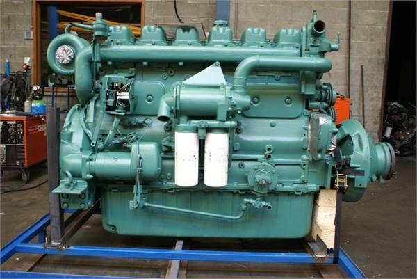 motor pentru VOLVO TD121C cilindru compactor