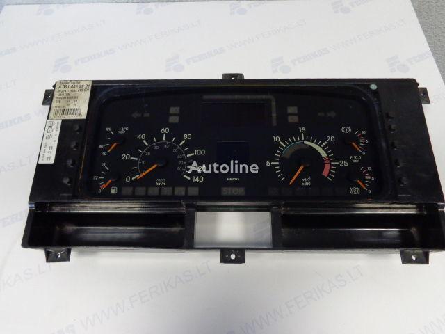 A 0014462021,ZGS001 panou cu dispozitive pentru MERCEDES-BENZ ACTROS autotractor