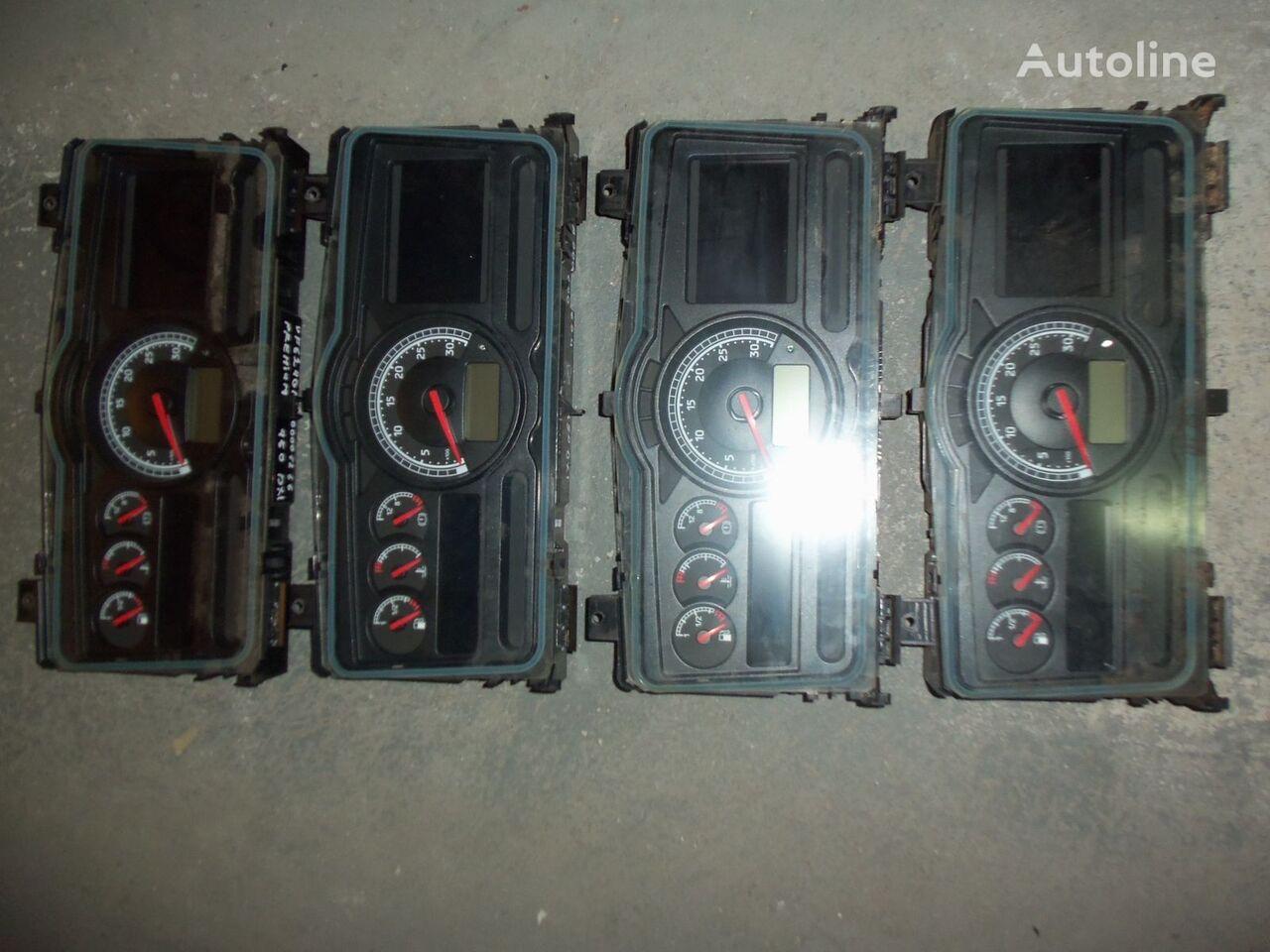 Renault Premium DXI instrument panel, dashboard, 7420771818 panou cu dispozitive pentru RENAULT Premium DXI autotractor