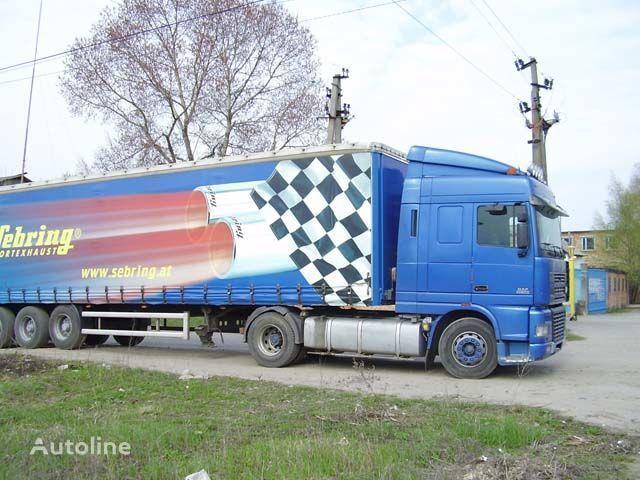 parasolar pentru DAF XF95 camion nou