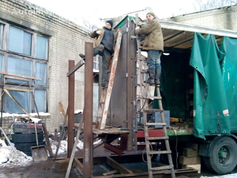 d-tolik Vorota na gruzovye avto, pricepy i p/pricepy, yashchiki dlya instrumenta piesă de schimb pentru semiremorcă nou