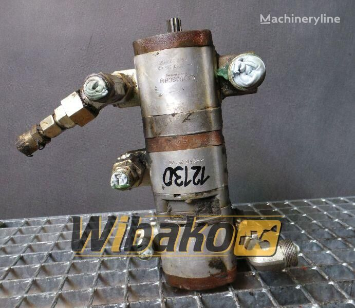 Gear pump Bosch 0510563432 piesă de schimb pentru 0510563432 alte mașini de construcții