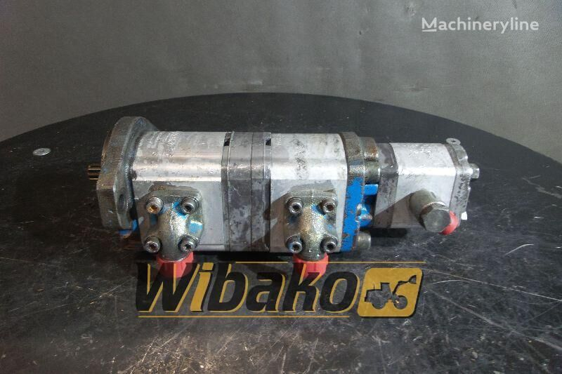 Gear pump Bosch 510666007 (3) (510666007(3)) piesă de schimb pentru 510666007 (3) excavator