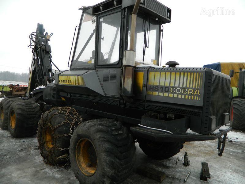 b/u zapchasti/ used spare parts piesă de schimb pentru PONSSE COBRA HS10 harvester