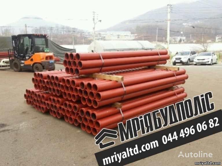 Truby (stalnoy betonovod) Truby dlya podachi betona, dlya betononasosa piese de schimb pentru pompă de beton nou