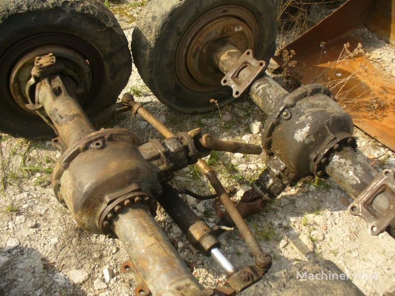 punte motoare pentru ATLAS 1302 excavator